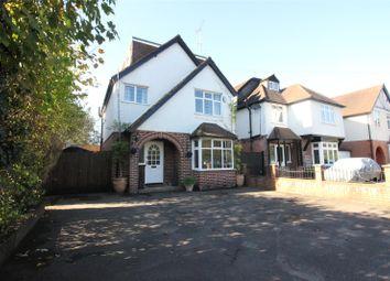 Thumbnail 5 bed detached house for sale in Loddon Bridge Road, Woodley, Reading, Berkshire