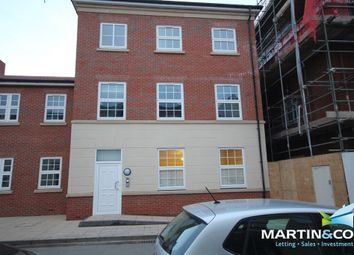 Thumbnail 1 bed flat to rent in Heligan House, Main Street, Dickens Heath