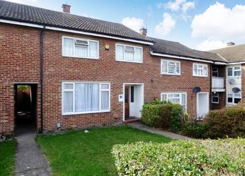 Thumbnail 3 bedroom terraced house to rent in Long Mead, Houghton Regis, Dunstable