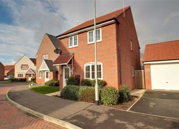 Thumbnail 3 bed detached house for sale in Otho Way, North Hykeham, Lincoln