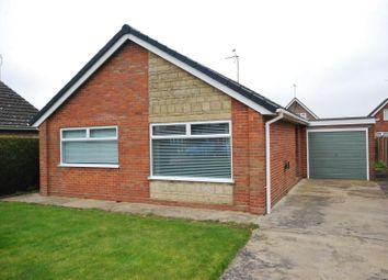 Thumbnail 2 bed detached bungalow for sale in Forge Crescent, Pinchbeck, Spalding