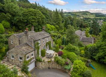 Thumbnail 4 bed detached house for sale in Coldhill Lane, New Mill, Holmfirth