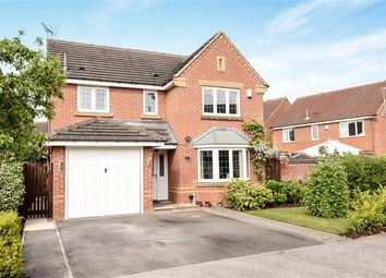 Thumbnail 4 bedroom detached house for sale in Lord Drive, Pocklington, York