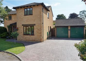 Thumbnail 4 bed detached house for sale in Rowan Close, Brackley