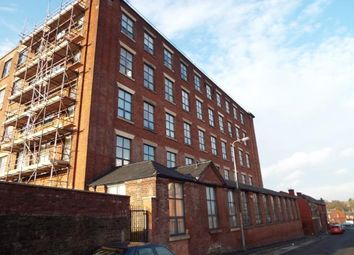 Thumbnail 2 bedroom flat for sale in Atlas Mill, Bentinck Street, Bolton, Greater Manchester