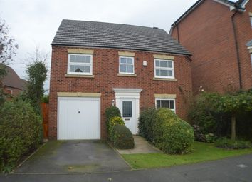 Thumbnail 4 bed detached house for sale in Great Park Drive, Leyland