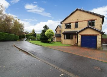 Thumbnail 4 bed detached house for sale in Garrell Avenue, Glasgow