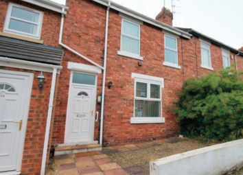 Thumbnail 2 bed terraced house for sale in Jolliffe Street, Chester Le Street, Co Durham