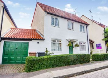 2 bed link-detached house for sale in Bucklebury Heath, Chelmsford CM3