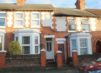 Thumbnail 3 bed terraced house to rent in Milton Street, Rushden