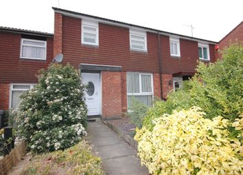 Thumbnail 2 bed terraced house to rent in Edgeworth Close, Church Hill South, Redditch, Worcs