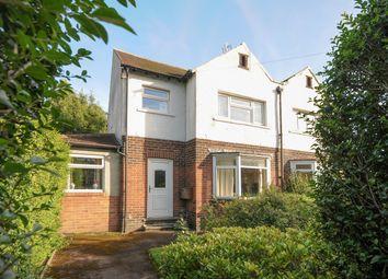 Thumbnail 3 bed semi-detached house for sale in Harrogate Road, Yeadon, Leeds