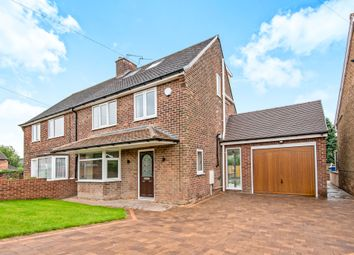 Thumbnail 4 bed semi-detached house for sale in York Road, Harworth, Doncaster