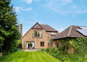 Thumbnail 5 bed detached house for sale in Willesley Close, Ashby-De-La-Zouch