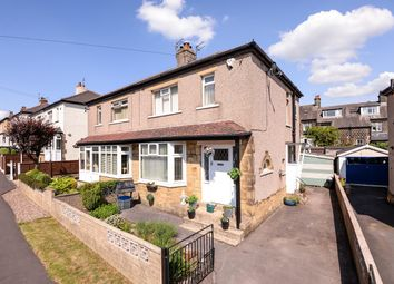 Thumbnail 3 bed semi-detached house for sale in Oxford Avenue, Guiseley, Leeds
