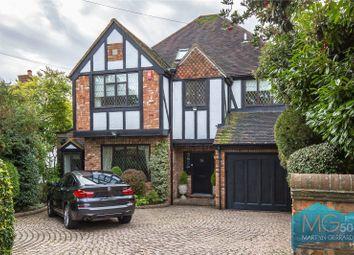 Thumbnail 5 bedroom detached house for sale in Barnet Gate Lane, Barnet, Hertfordshire