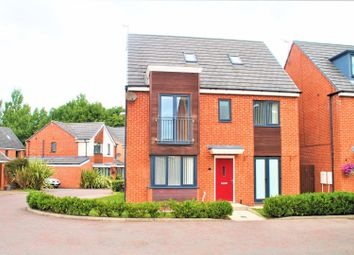 Thumbnail 5 bed detached house for sale in St. Lukes Place, Hebburn