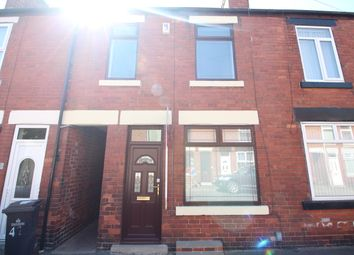 Thumbnail 2 bed terraced house for sale in Carlyle Street, Mexborough