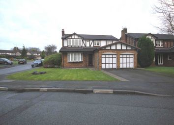 Thumbnail 4 bed detached house for sale in Broadwood Close, High Lane, Stockport