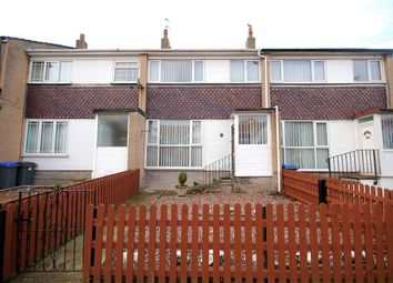 Thumbnail 3 bed terraced house for sale in Lakeway, Blackpool, Lancashire