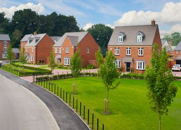 """Thumbnail 4 bed semi-detached house for sale in """"Hereford"""" at St. Lukes Road, Doseley, Telford"""