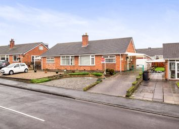 Thumbnail 2 bed semi-detached bungalow for sale in Redwood Avenue, Melton Mowbray
