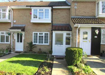 Thumbnail 2 bed terraced house to rent in Danziger Way, Borehamwood