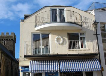 Thumbnail 4 bed maisonette for sale in Higher Chapel Street, East Looe, Cornwall