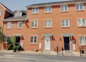 Thumbnail 4 bed terraced house for sale in Vixen Drive, Aldershot