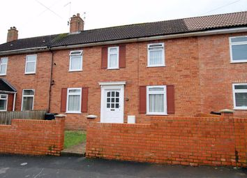 Thumbnail 3 bed terraced house for sale in Hung Road, Shirehampton, Bristol