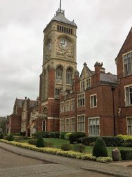 Thumbnail 3 bed flat to rent in J F K House, Royal Connaught Drive, Bushey, Hertfordshire