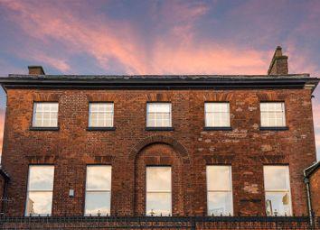 2 bed flat for sale in Derby Street, Leek ST13
