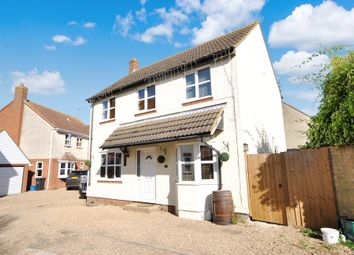 Thumbnail 3 bed detached house for sale in Imperial Avenue, Mayland, Chelmsford
