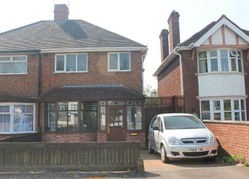 Thumbnail 3 bed semi-detached house for sale in Scraptoft Lane, Leicester