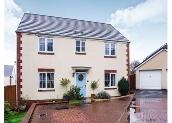Thumbnail 4 bed detached house for sale in Clos Y Fendrod, Llansamlet
