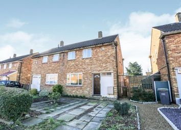 Thumbnail 2 bed semi-detached house for sale in Littlefield Road, Luton, Bedfordshire