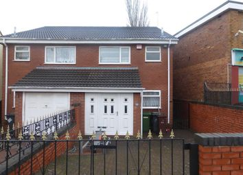 Thumbnail 3 bedroom property to rent in Ettingshall Road, Bilston