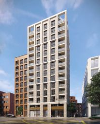 Thumbnail 2 bed flat for sale in Brook House, Brixton Hill, London