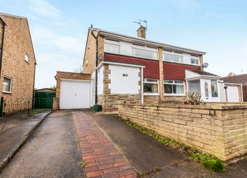 Thumbnail 3 bed semi-detached house for sale in Marske Lane, Stockton-On-Tees