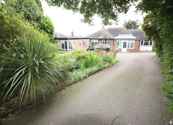 Thumbnail 3 bed detached bungalow for sale in Rockhouse Lane, Talke, Stoke On Trent, Staffordshire