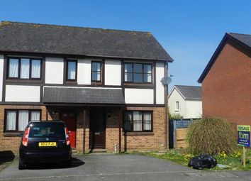 Thumbnail 2 bed semi-detached house for sale in Tudor Gardens, Merlins Bridge, Haverfordwest