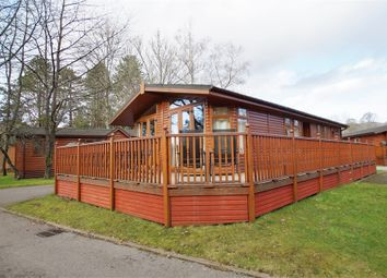 Thumbnail 3 bed mobile/park home for sale in White Cross Bay Park, White Cross Bay Holiday Park, Windermere