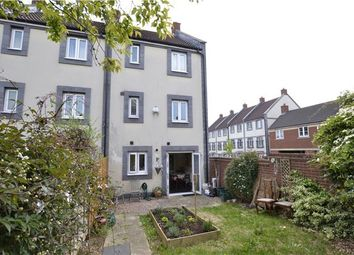 Thumbnail 4 bed end terrace house for sale in Trubshaw Close, Horfield, Bristol