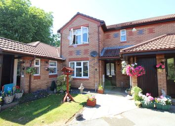 Thumbnail 2 bed flat for sale in Charleston Square, Urmston, Manchester