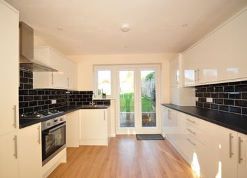 Thumbnail 2 bed semi-detached bungalow to rent in Beech Road, Findon, Worthing