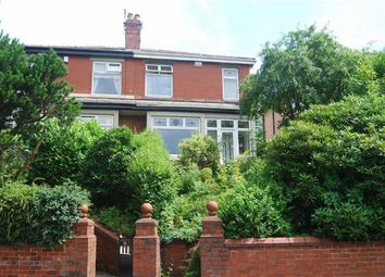 Thumbnail 3 bed semi-detached house to rent in Walmersley Road, Bury, Greater Manchester