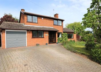 Thumbnail 4 bed detached house for sale in School Lane, Newton Burgoland, Coalville