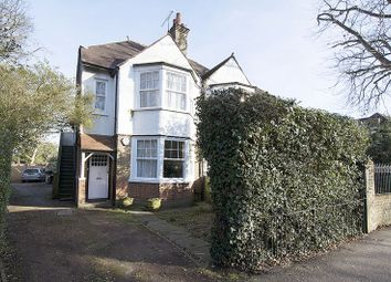 Thumbnail 3 bed maisonette for sale in Roydon Court, Mayfield Road, Hersham, Walton-On-Thames