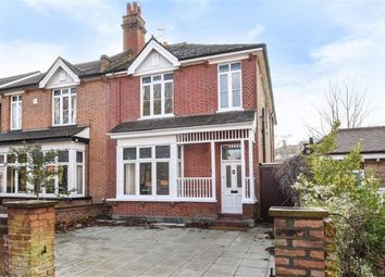 Thumbnail 4 bed semi-detached house to rent in Walpole Road, Twickenham