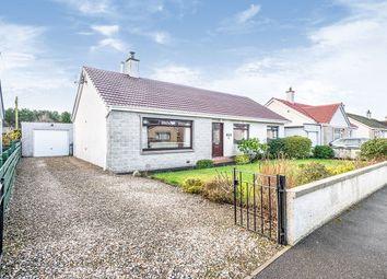 Thumbnail 3 bedroom bungalow for sale in Pinewood Road, Mosstodloch, Fochabers, Moray
